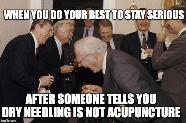 punção seca acupuntura
