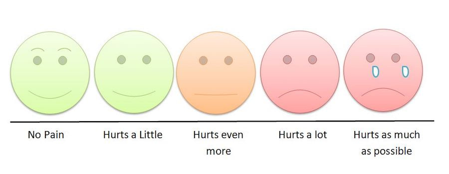 a importância da dor